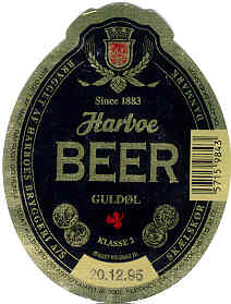 Harboe Beer