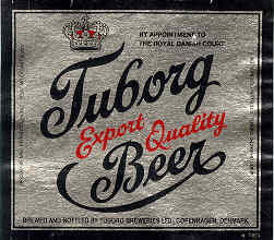 Tuborg Export Beer