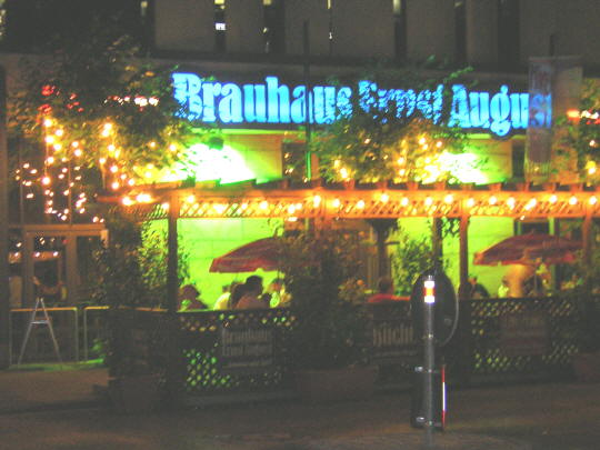 Brauhaus hannover single party