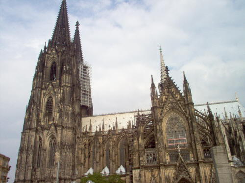 Dom Köln (Cologne cathedral)