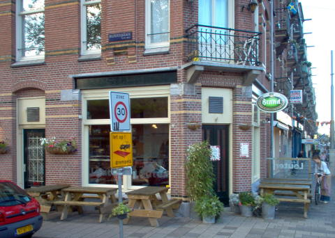 Cafe Louter Amsterdam