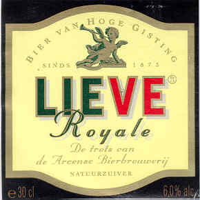 lieve royale
